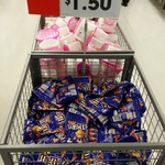 [WA] Caramel M&M's 130g $1.50 @ Reject Shop
