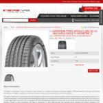 Goodyear Eagle F1 Asymmetric 3 Tyres 285/35/R22 106W $247 Each + Delivery @ St George Tyres (+ further 10%OFF at Bob Janes)