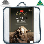 Tontine Luxe Winter Wool High Warmth Quilts: King $107.92, Queen $103.92, Double: $94.90 Delivered @ Dhimanvinod eBay