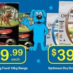 [NSW]  Supercoat Dog Food 18kg $29.99 &  Optimum Dog Food 15kg $39.99 @ Peto Penrith