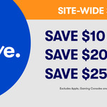 Big W Online - Spend and Save (Save $10 with $100 Purchase, $20 with $150 Purchase, $25 with $200 Purchase)