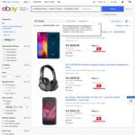 LG V40 $542, AKG N700NCM2 NC $242, Moto Z2 Play $266 + Delivery (Free w/ eBay Plus) @ Allphones eBay