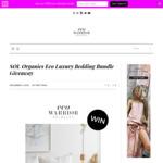 Win a SOL Organics Eco Luxury Bedding Set Worth $378 from Eco Warrior Princess