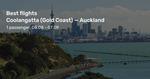 Jetstar to NZ eg Gcoast to Akl $236 Rtn, Mel to Chch $278 Rtn, Mel to Akl $289, Syd to Qnstn $345 & More @ Beat That Flight