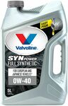 Valvoline Synpower 0W-40 Full Synthetic Engine Oil 5L $35 (+ $20 Cashback via Redemption) @ Repco