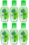 6x Dettol 50ml Instant Hand Sanitiser $26 Delivered @ KG Electronics eBay