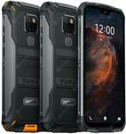 """DOOGEE S68 Pro IP68 Rugged Phone 6GB 128GB Wireless Charge, NFC, 6300mAh, 5.9"""" FHD+ US $199.99 (AU $321.99) Shipped @ GearBest"""