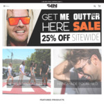 25% off Store Wide + Free Shipping over $60 Spend @ Sin Eyewear