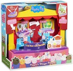 Peppa Pig Stage Playset $20 @ Big W (C & C or Delivery)