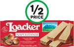 Loacker Classic Wafers 175g $1.50 (1/2 Price) @ Woolworths