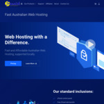 July/August Special - 50% off (Lifetime) Australian Web Hosting (from $25/Pa) @ Stealth Internet
