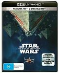 Star Wars: Rise of The Skywalker 4K 2 Disc Blu-Ray $19.95 Delivered @ fendek23 eBay