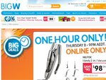 Big W One Hour Deal: Nilfisk Handy 2 in 1 for $98 (Save $90), Thursday 8-9pm