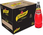 Schweppes Raspberry Zero Sugar Soft Drink 12 x 1.1L $12 + Delivery ($0 with Prime/ $39 Spend) @ Amazon AU