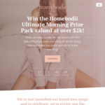 Win a KitchenAid/Le Creuset/Homebodii Prize Pack Worth Over $2,000 from Homebodii
