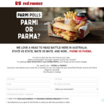 Win 1 of 100 Prizes of $20 Worth of Red Royalty Points from Southern Cross Austereo