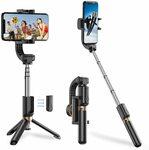 Apexel Bluetooth Selfie Stick Tripod $41.99 Delivered (30% off) @ Aipai Optic via Amazon AU