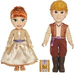 Disney Frozen 2 Anna and Kristoff Doll Set $49 (Was $99) + Delivery (Free Click and Collect) @ BigW