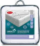 Tontine T6116 Comfortech Quilted Waterproof Mattress Protector, King $47 Delivered at Amazon