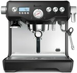 Breville The Dual Boiler Coffee Machine (BES920BKS) -Black Sesame: $899 + Delivery or Free Click & Collect @ Harvey Norman