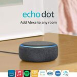 Echo Dot 3G $34 / 4G $59 Delivered (Free with Prime or First Order) @ Amazon AU