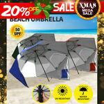 [eBay Plus] Beach Umbrella $29, Play-Doh Slime Pack $29, Baseus Wireless Earphones $19 Delivered @ eBay