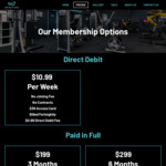 [VIC] 12 Month Gym Memberships + 2 Months Free $499 @ Infinity Gym Dandenong