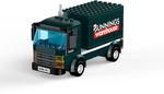 Bunnings Block Truck (117 Pieces) $10 @ Bunnings