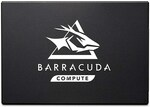 "Seagate BarraCuda Q1 960GB 2.5"" SATA SSD $99 + Delivery/$0 with mVIP/NSW Pickup @ Mwave"