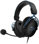 HyperX Cloud Alpha S Virtual 7.1 USB Headset $149 + Delivery (Pickup / Free Shipping with mVIP) @ Mwave
