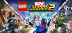 [PC, Steam] - LEGO Marvel Super Heroes 2 - Deluxe Edition US$8.66 (~A$11.38) @ Gamebillet