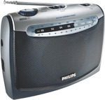 Philips Portable AM/FM Radio AE2160 $27.96 (Was $59) C&C /+ Delivery (Free with eBay Plus) @ The Good Guys