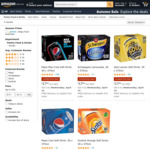 Pepsi, Pepsi Max, Schweppes Lemonade, Solo, Sunkist 30x 375mL $17.50 + Delivery ($0 with Prime/ $39 Spend) @ Amazon AU