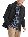50% Wool Mix Blazer Leo Melton Peacoat $79.20 (Extra 20% off at Checkout, RRP $269.95) Delivered @ David Jones