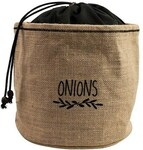 Avanti Natural Jute Cotton Onion Preserving Bag $11.99 (RRP $19.95) + Delivery (Free over $35) @ House