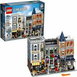 LEGO Creator Expert Assembly Square 10255 Building Kit $288.99, Tree House 21318 $239 Delivered @ Amazon AU