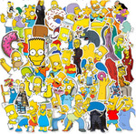 50 x The Simpsons Cartoon Stickers $5.99 Delivered (Was $6.99) @ Findsaustralia eBay