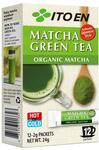 Matcha Green Tea Organic Matcha Powder Sachets $15.00 + $8.25 Delivery ($0 with $50 Spend) @ Ito En