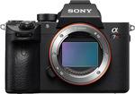Sony Alpha A7RIII $3,149.30 ($2749.30 After $400 cashback), Sony Alpha A9 Full Frame Camera $3,599.40 @ Sony Au