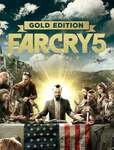 [PC] UPlay - Far Cry 5 Gold $11.99/Far Cry3+4+5 $18.46/The Settlers History Coll. + Beyond Good&Evil $8.23 - Ubisoft Store