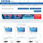 10% off Apple Mac Computers: e.g. Mac Mini M1 256GB $989, MacBook Air M1 256GB $1,349 + Delivery ($0 NSW/VIC/SA) @ The Good Guys