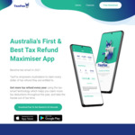 67% off Taxfox App Genius Plan $51 (Normally $155) + 65% ($33) Cash Back into Your Super