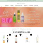 10% off First Purchase on Korean Skincare Range + $9.90 Delivery ($0 with $69 Order) @ Beauty Crush Skin