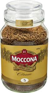 Moccona Freeze Dried Instant Coffee 400g $16.00 @ Woolworths (in Store & Online)