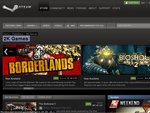 Steam - 2K Games Weekend. Everything Up To 50% Off! New Specials Every Day.