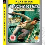 Uncharted: Drake's Fortune (PS3) - $5.51 - Platnium (Free Shipping)