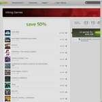 GOG: Nordic Developers Games Weekend 50% off Selected Titles