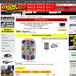 Cateye Strada Wireless Bike Computer $31.29 (20.82gbp) Cyclestore.co.uk - GB Flag Version
