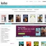 Kobo 35% Coupon for eBooks