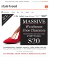 Style Tread SYDNEY Warehouse Shoe Clearance Sale - Physical Sale Only - NOTHING OVER $20